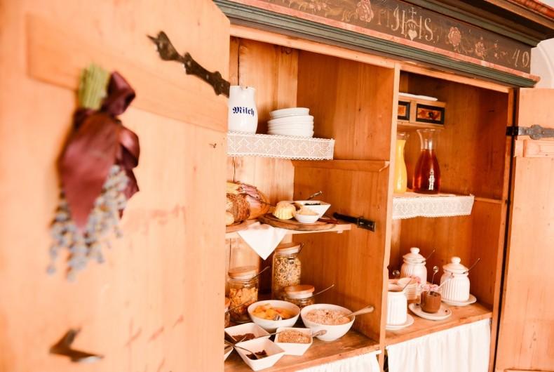Bauernfrühstück Ramsau am Dachstein Ramsbergerhof Kahr