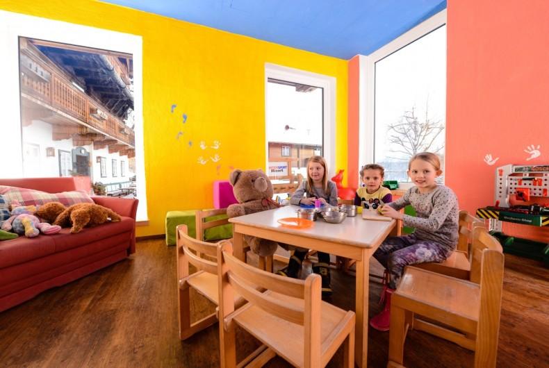 Kinderspielzimmer Bauernhof Ramsau Ramsbergerhof