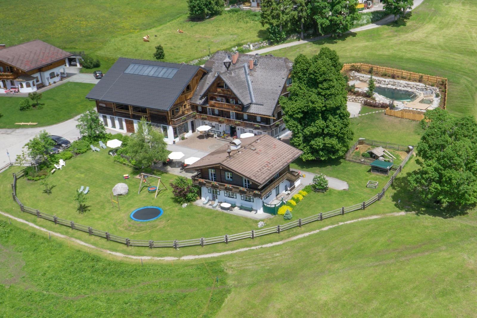 Urlaub am Bauernhof in Ramsau am Dachstein