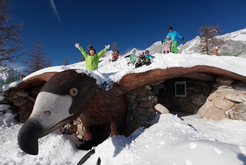 Kinderskifahren Familienskigebiet Skigebiet für Kinder Ramsau Ramsbergerhof