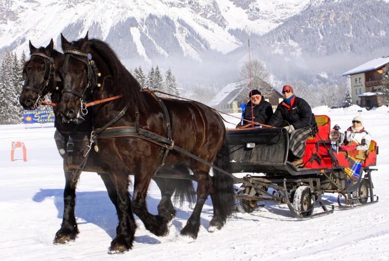 Pferdeschlittenfahrt Raffalt