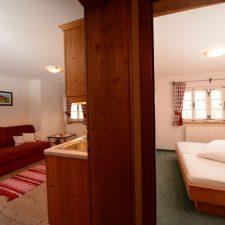 Appartement mit Kinderzimmer am Bauernhof