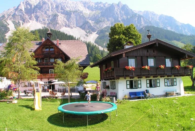 Urlaub am Bauernhof Ramsbergerhof Kinder Familie