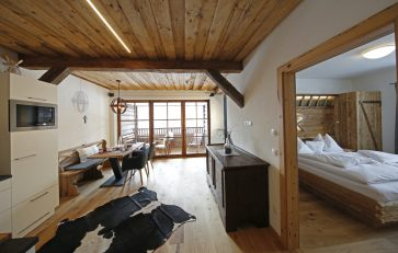 Luxus Appartements am Bauernhof in Ramsau