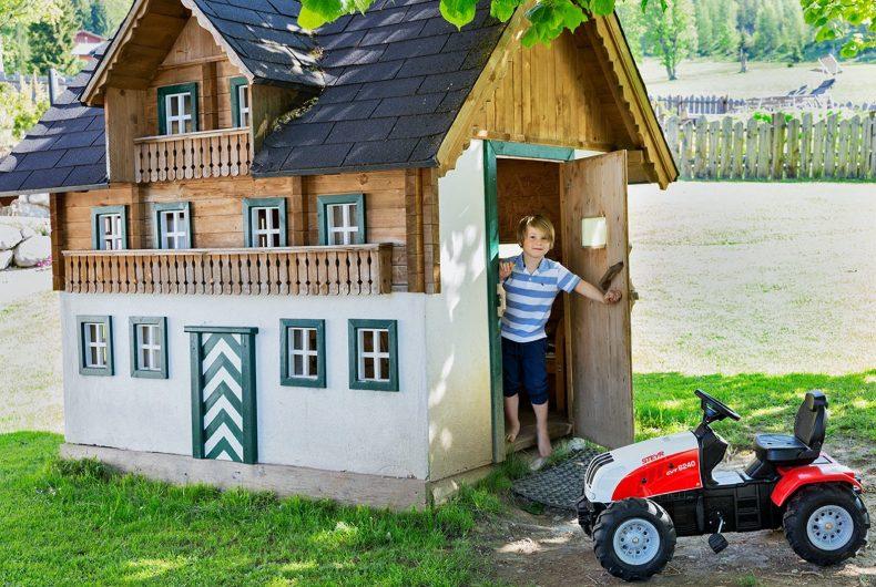 Ramsbergerhof Kinderspielhaus