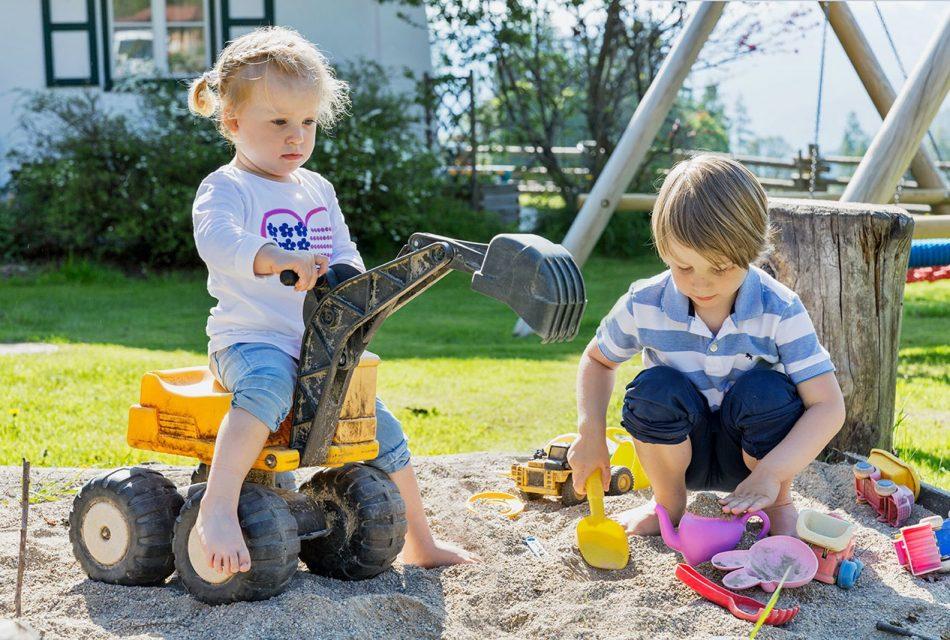 Ramsbergerhof Kinderspielplatz