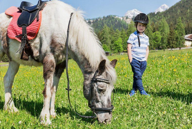 Ramsbergerhof Pony mein Freund