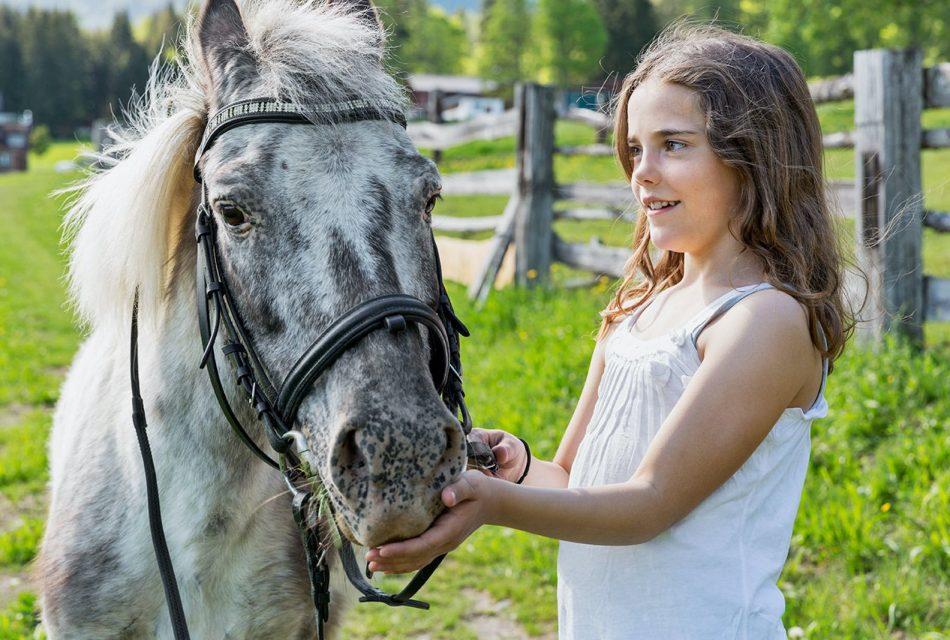 Ramsbergerhof Ponyreiten Greta