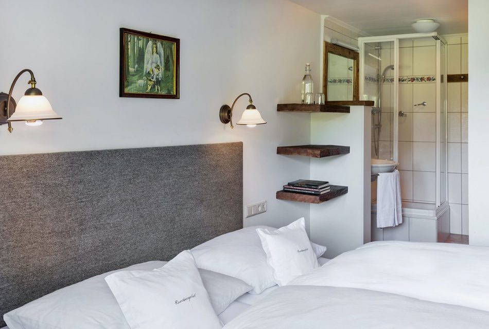 Ramsbergerhof Schlafzimer