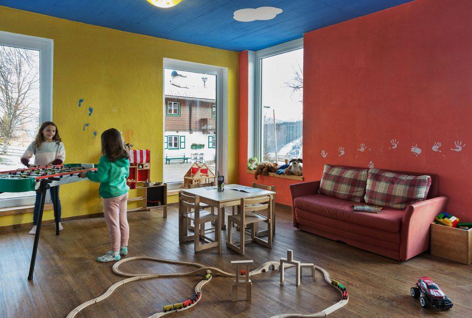 Ramsbergerhof Spielzimmer Kinder